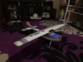 Kit RC Plane Pesawat Aeromodelling Cessna