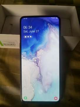 Brand New unboxed  Samsung  A80 with Bill