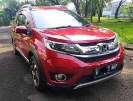 Honda BRV E MT 2016 Merah Mutiara Low KM