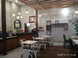 Stand Coffee Shop Di Jatim Park Batu