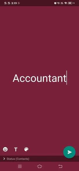 Account executive female
