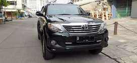 TOYOTA FORTUNER 2.7 G A/T LUX 2012