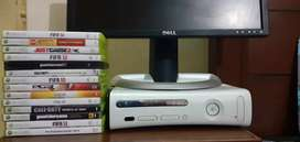 Xbox 360 Emported with led