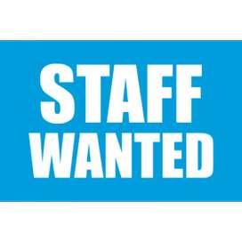 Staff required for QSR international restaurants in Kerala