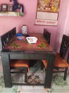 Draining table