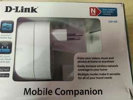 D-Link Mobile companion wireless router