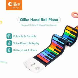 PROMO!!! Olike Hand Roll Piano - Piano Lipat / Bergaransi Resmi