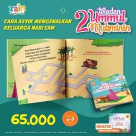 Buku Anak (65) 2 Ummul Mukminin Ready