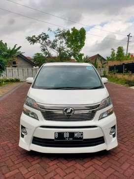 Toyota Vellfire ZG 2.5 Premsound 2012 AT