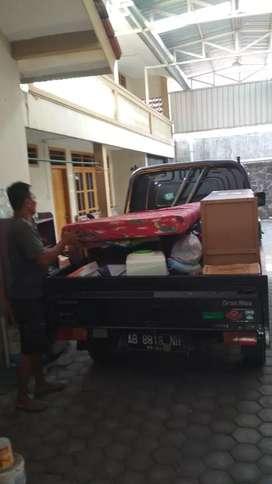 Jasa angkut barang lintas kota se JAWA-BALI Gendong kuning