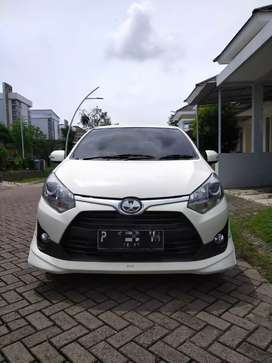 Agya 1.2 TRD Sportivo manual 2017