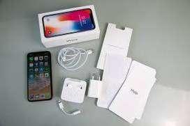 Iphone X 128GB Refurbished on EMI