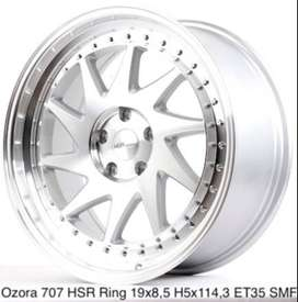 order velg OZORA 707 HSR R19X85 H5X114,3 ET35 SMF