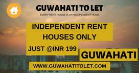 Independent Rent Houses in Guwahati