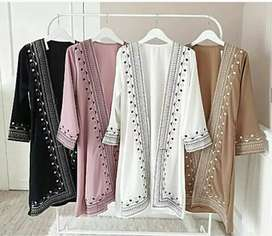 Long cardi fashion