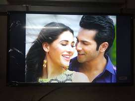 fully HD sony new box pack LED tv 24inch wd wrnty of one year