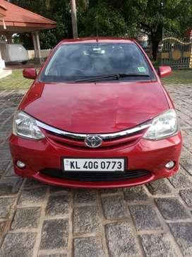 Toyota Etios VD SP*, 2012, Diesel