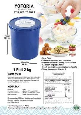 Yogurt Stirred Yoforia 2kg