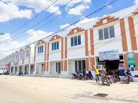 Ruko dijual Ready Stock Lokasi Strategis dikawasan Ribuan penduduk