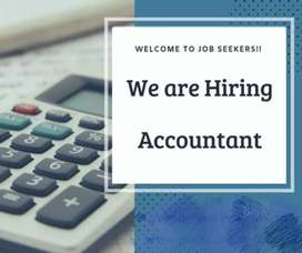 Accountant jobs part time or full time