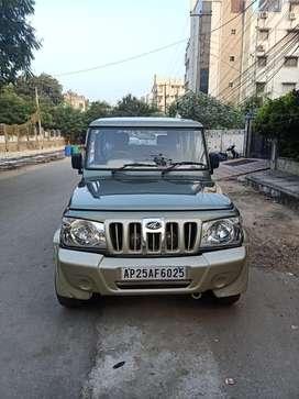 Mahindra Bolero SLX BS IV, 2011, Diesel