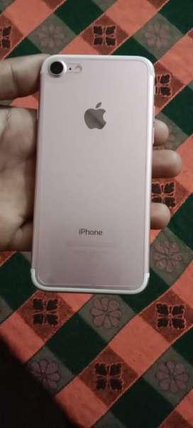 Iphone 7/ 32gb rose gold