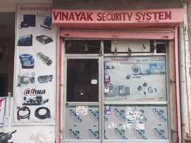 Require = CCTV camera instalation staff