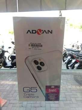 Advan G5 ram 4/32 GB garansi resmi 1 tahun