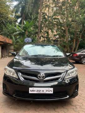 Toyota Corolla Altis 2010-2013 Diesel D4DG, 2012, Diesel