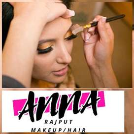 Makeup artist, hair stylist