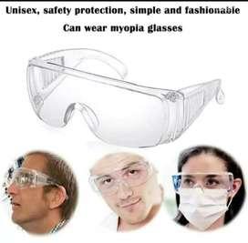 Kaca Mata Laboratorium / Dokter / APD / Clear Safety