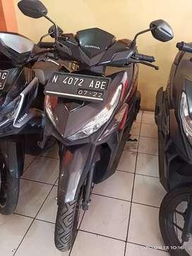 Vario 125cc 2017 Pajak hidup sampai 07-2021,Plat N Kota Barang Bagus