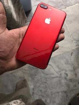 Iphone 7 plus 128gb product red pta approved 9.5/10. 110 % orignal A-Z