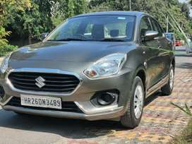 Maruti Suzuki Swift Dzire VXI, 2018, Petrol