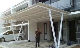 Kami bikin canopi baru