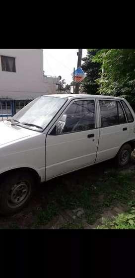 Maruti 800 (petrol)