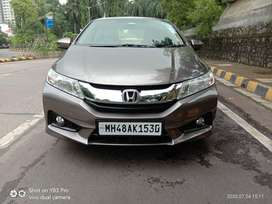 Honda City VX CVT i-vtec, 2016, Petrol