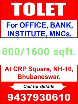 1600/800 sqft  for Office/Clinic/Institute