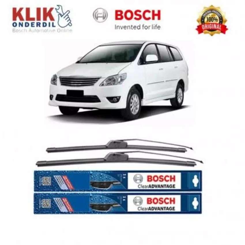 Wiper / Sikat Kaca Depan Innova Bosch 0