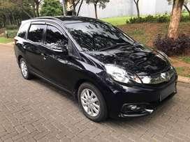 Honda Mobilio 1.5 E AT 2014 Hitam TDP 20 JT