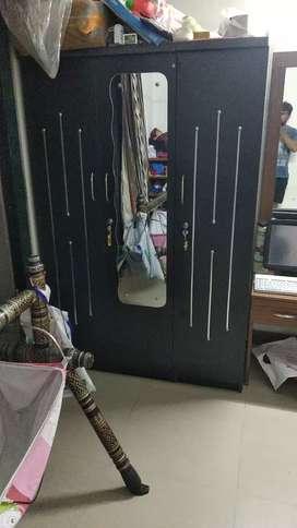 Bed wardrobe mettres