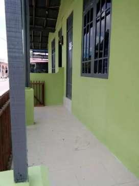 Dikontrakkan rumah strategis dalam kota Banjarmasin