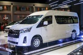 Toyota Hiace Old And New Get On Easy Montly Installment