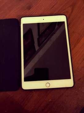 iPad Mini 4 - 128 GB - WiFi + Cellular