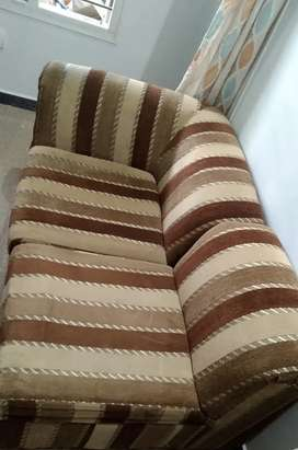 Sofa set of 2 seat