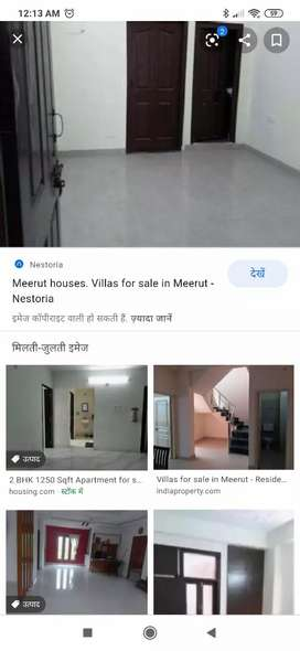 45 lac House for sale in Nh 58 Chaman vihar
