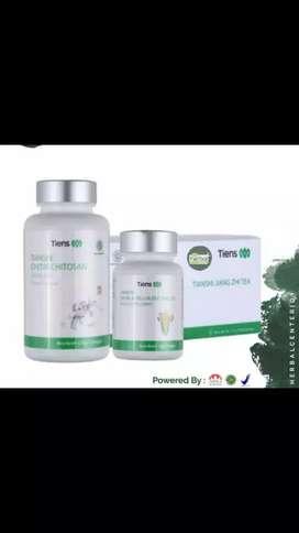 pelangsing badan herbal ori %