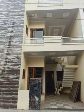 100 Gaj Kothi in Shivalik City Fully Furnished Beautifully Made
