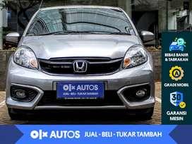 [OLX Autos] Honda Brio Satya 1.2 E M/T 2017 Abu-Abu