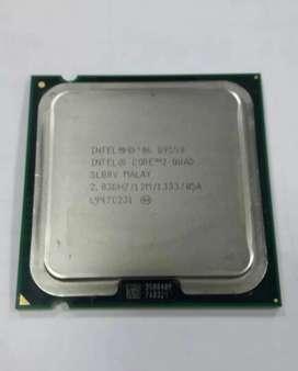 Processor Core 2 Quad Q9550 Setara i5